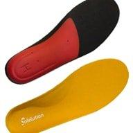 Solelution Überpronation Schuheinlagen
