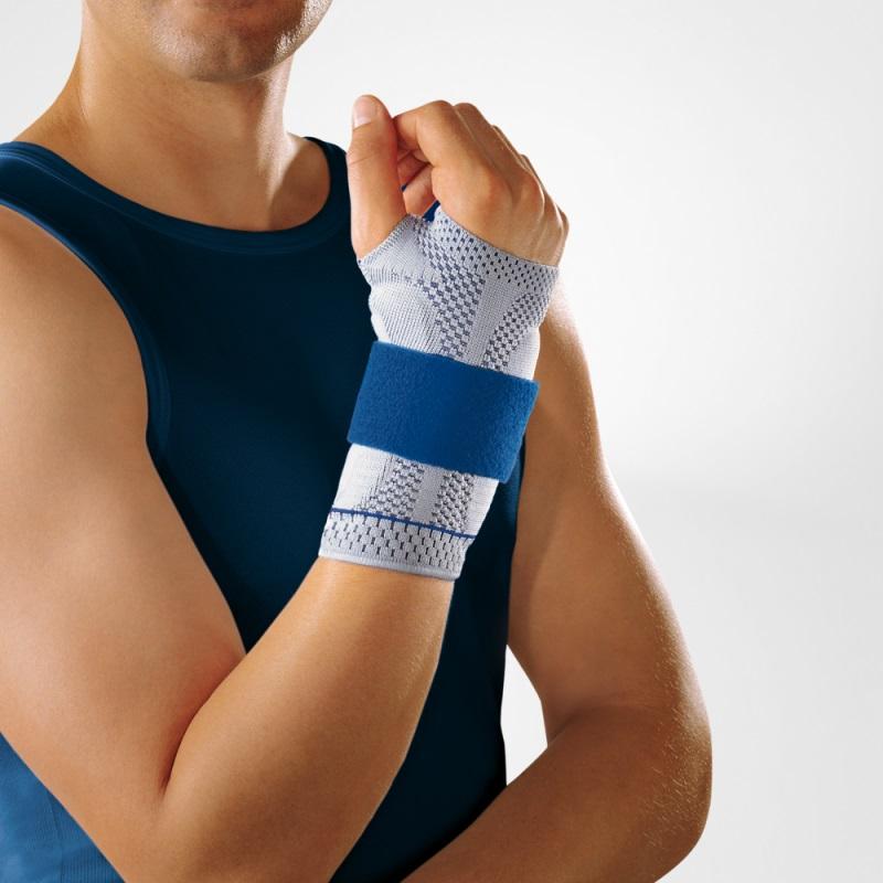 bauerfeind manutrain handgelenkbandage bandagenspezialist de